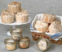 Crumbie Bun Bakes and Jar Candles