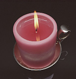 Mole Hollow Pillars - A Perfect Burning Candle!