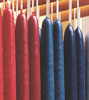 Half Inch Base Taper Candles