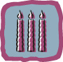 The Candle Burning Guide - Tapered Candles